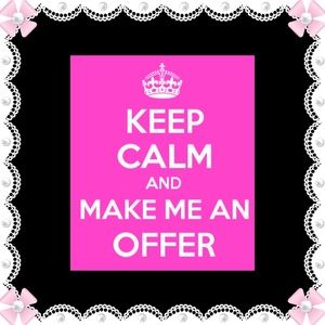 Other - 💗Make me an offer💗
